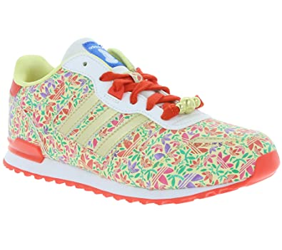 adidas ZX 700 Belle, Low-top mixte enfant - Multicolore - Mehrfarbig (Hi