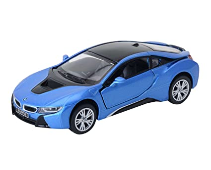 Buy Ghanshyam Innovations Kinsmart Bmw I8 Die Cast Car Toy Blue
