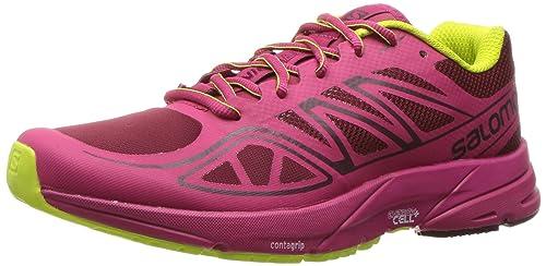 Salomon Sonic Aero W, Zapatillas de Trail Running para Mujer: Amazon.es: Zapatos y complementos