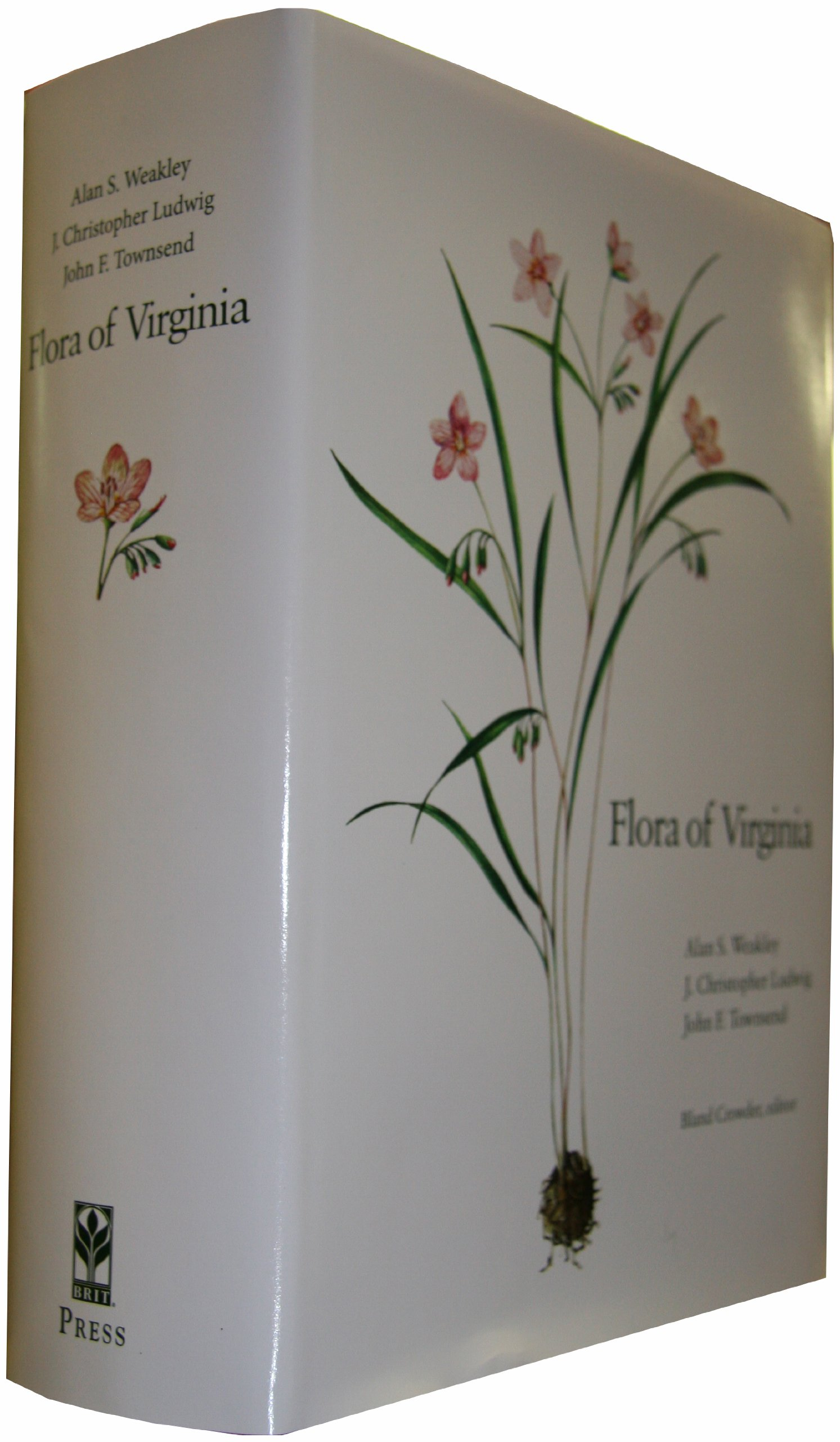 Flora of Virginia by Botanical Research Inst of Texas