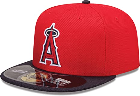 FREE CAP BOX NEW ERA DIAMOND ERA 59FIFTY OFFICIAL BATTING PRACTISE CAP.