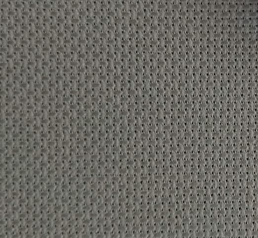 Grey KCS 19 x 28 14CT Counted Cotton Aida Cloth Cross Stitch Fabric