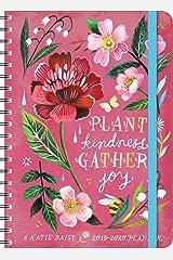 Katie Daisy 17 Month 2019 - 2020 Weekly Planner Calendar