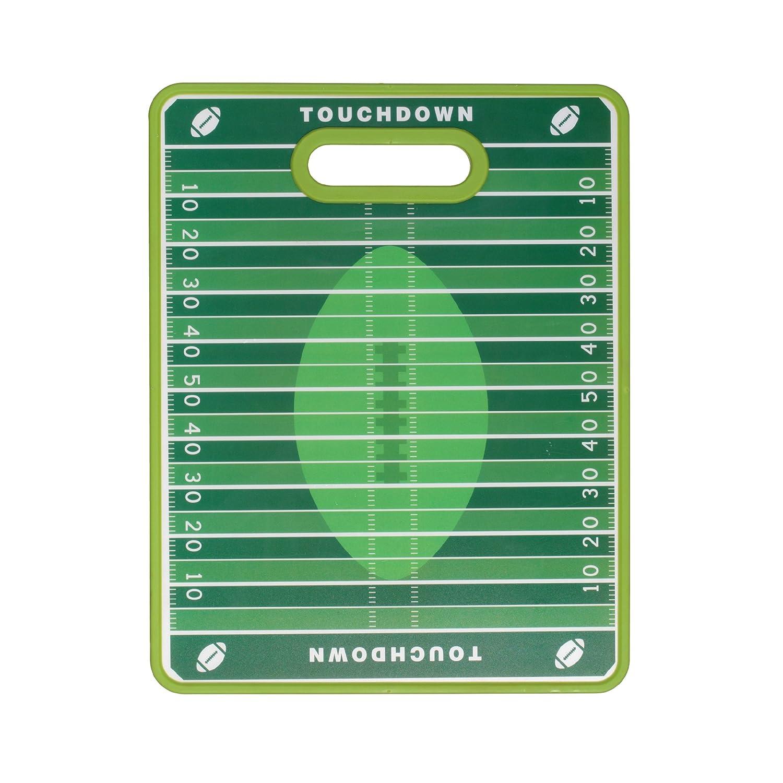 Farberware Non-Slip 11 by 14-Inch Poly Image Board Football 5114309