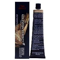 Wella Koleston Perfect Permanent Creme Haircolor 1: 4/0 Medium Brown/natural, 2 Oz