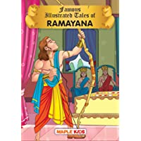 Ramayana (Illustrated) - for children