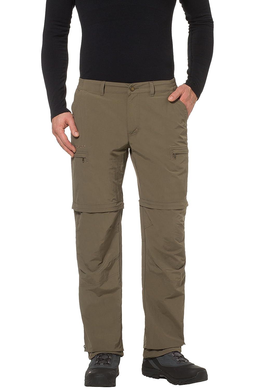 VAUDE Farley ZO IV – Pantalón desmontable de senderismo para hombre 3869