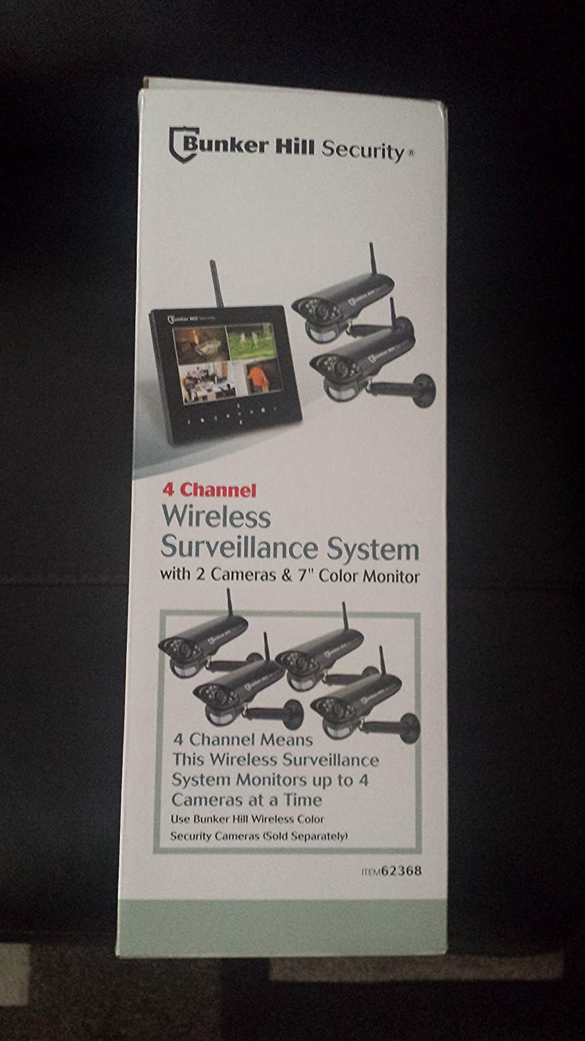 810A%2BAwQVbL._SL1500_ amazon com new bunker hill wireless surveillance system 62368 4  at bayanpartner.co