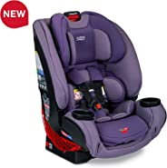 Britax One4Life ClickTight All-in-One Car Seat – 10 Years of Use – Infant, Convertible, Booster – 5 to 120 Pounds - SafeWash