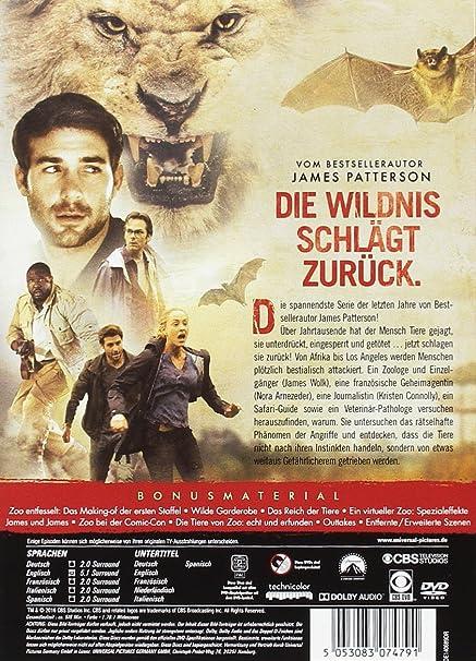 Bien-aimé Zoo - Staffel Eins [4 DVDs]: Amazon.de: James Wolk, Kristen  FS66