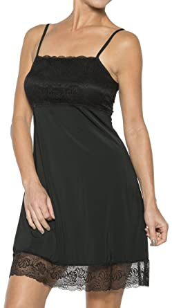 Ahh By Rhonda Shear Women's Standard Chemise with Shelf Bra at ...