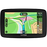 TomTom VIA 53 (5 Pouces) - GPS Auto - Cartographie Europe 48, Trafic à Vie (via Smartphone) et Appel Mains-Libres