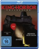 King of Horror Collection (exklusiv bei Amazon.de) [Blu-ray]