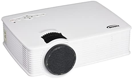 proyector Mod L280 con Android, WiFi, HDMI, USB,SD, AC3,