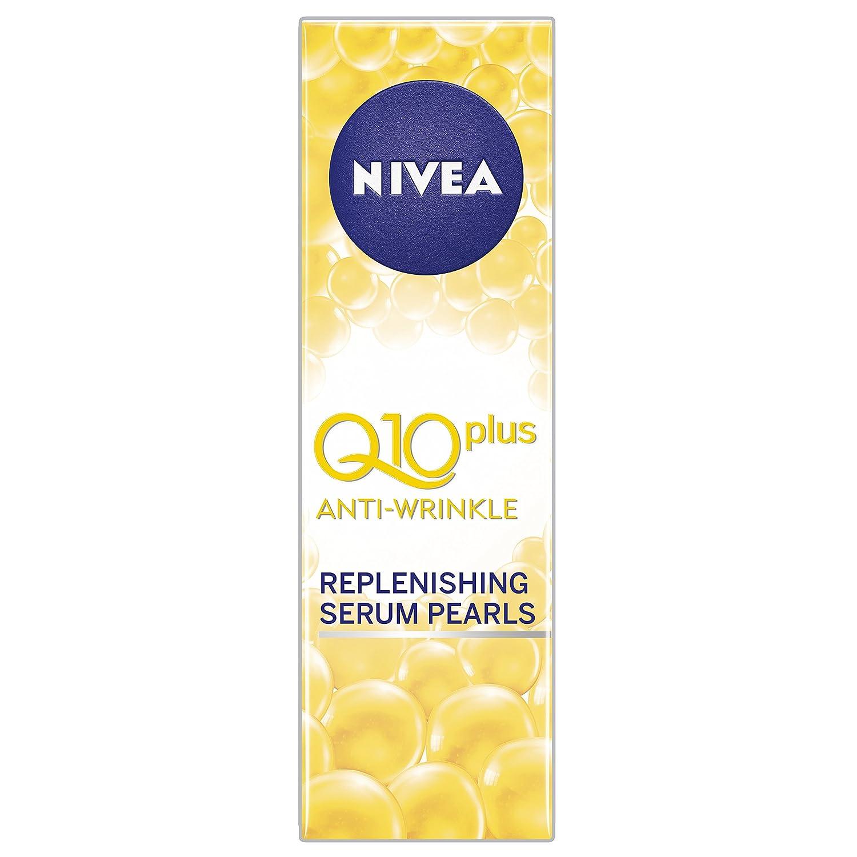NIVEA Q10 Anti-Wrinkle Face Serum Pearls, 15 ml Beiersdorf 86490-04500-04