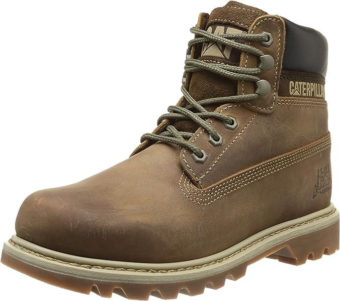 4265798a1dc153 Caterpillar Colorado, Mens Boots, Dark Beige, 6 UK (40 EU): Amazon ...