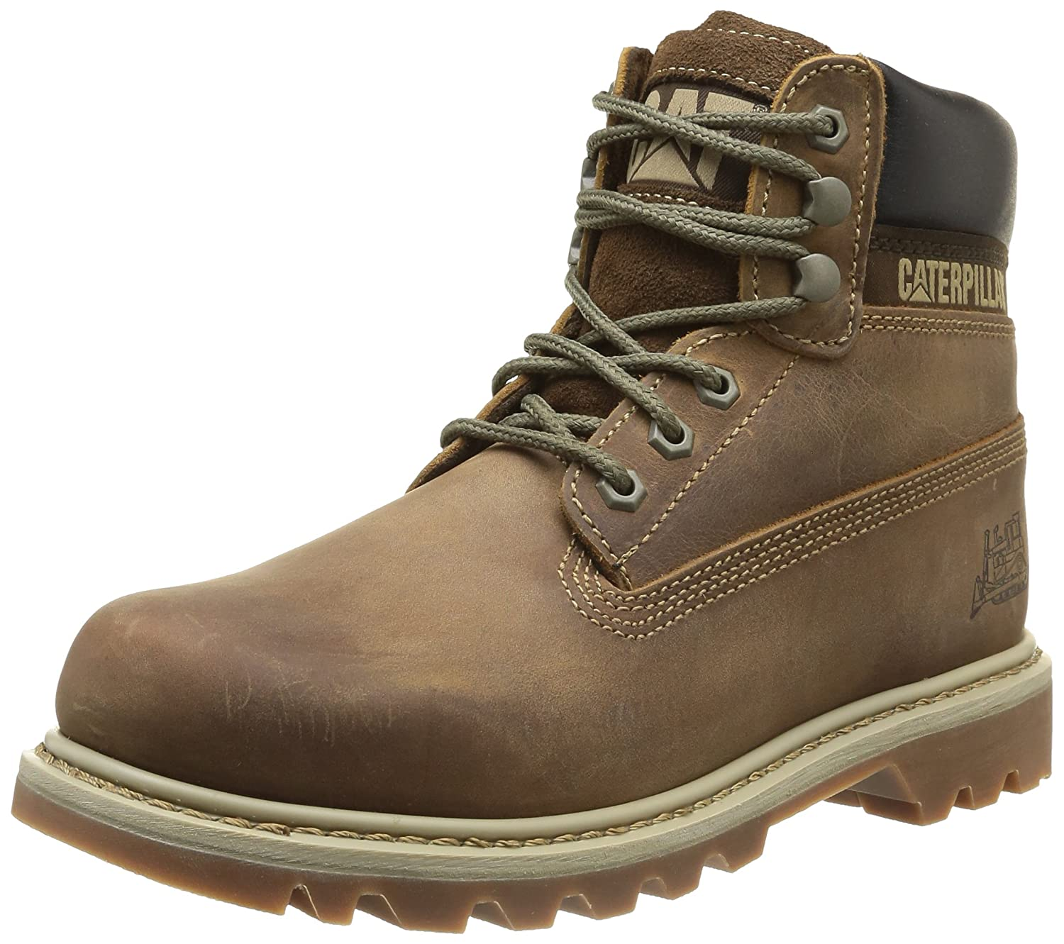 TALLA 45 EU. Caterpillar Colorado Honey WC44100940, Botas