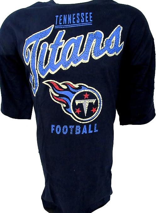 new styles 9f6c5 85916 Amazon.com : A-Team Apparel Mens Big & Tall Tennessee Titans ...