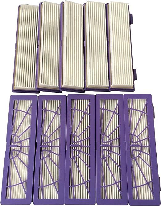 Clean Fairy 10-Pack rendimiento filtros HEPA para todos los ...