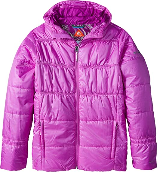 ba2634a5001 Amazon.com  Columbia Girls  Shimmer Me II Jacket  Sports   Outdoors
