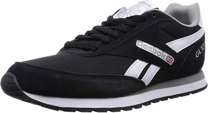 Reebok Gl 1200, Chaussons Sneaker Adulte Mixte, Noir (Black