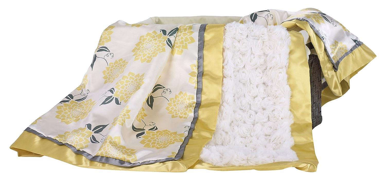 The Peanutshell Stella Blanket, 1 Oz Farallon Brands BLPS : BLPS-STL