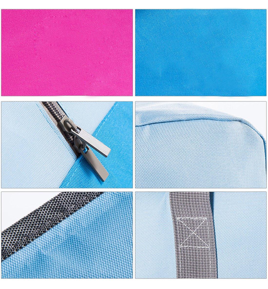 Hi Suyi multifuncional impermeable ropa edred/ón almohada manta bolsa de almacenamiento Caja Bolsa de viaje Colegio Bolsa