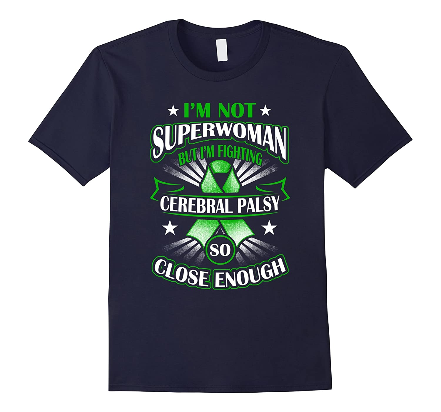 Cerebral Palsy Awareness T Shirt For Women-RT