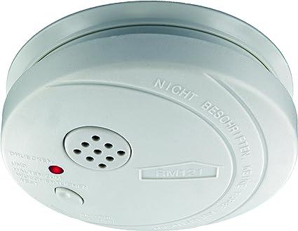 Elro RM121C - Detector de humos/incendios (conforme a la norma EN 14604)
