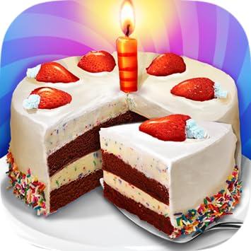 Sweet Birthday Cake Maker