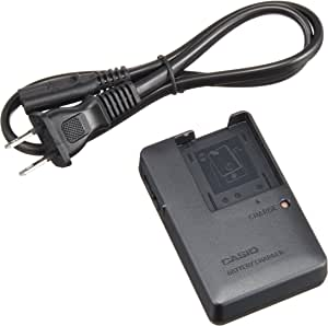 Charger Replacement for Casio Exilim EX-Z70BK 800 mAh BattPit trade; New Digital Camera Battery