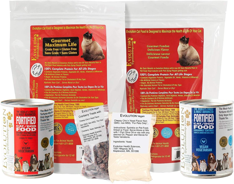 Vegan Sample Pack for Cats