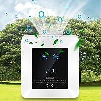 Purificador de Aire Hogar con Filtro HEPA y Carbón Activado,Eliminar 99,97% Alergias,Polen,Coche Olor,Ozonizador de Aire…