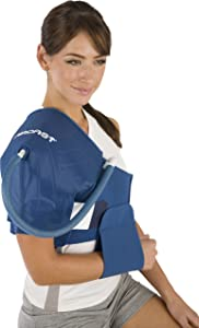 DonJoy Aircast Cryo/Cuff Cold Therapy: Shoulder Cryo/Cuff, X-Large