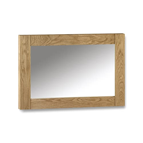 Wooden Framed Mirrors: Amazon.co.uk