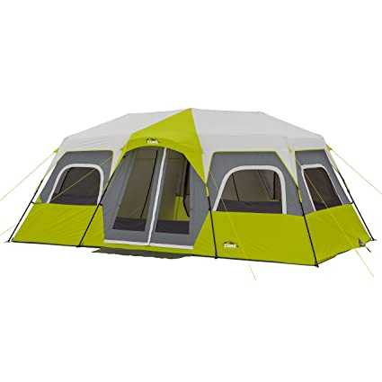 CORE 12 Person Instant Cabin Tent - 18u0027 x ...  sc 1 st  Amazon.com : coleman tent costco 4 person - memphite.com