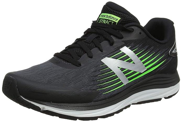 New Balance Synact, Zapatillas de Running para Hombre, Gris (Grey ...