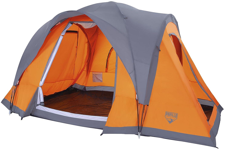 Pavillo Familien-Zelt CampBase X6, für 5 Personen, 610 x 240 x 210 cm