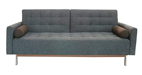 Astonishing At Home Usa Bonaventura Sofa Sleeper Grey Alphanode Cool Chair Designs And Ideas Alphanodeonline