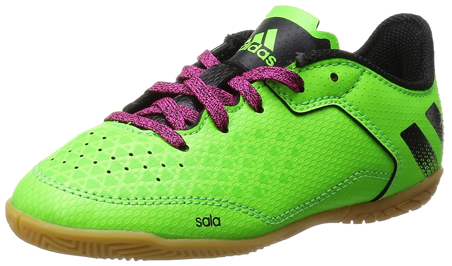 the latest 299cd b5fa2 Amazon.com   adidas Ace 16.3 CT Boys Indoor Soccer Sneakers-Green-4.5    Soccer