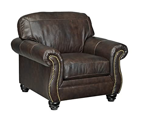 Amazon.com: Ashley Bristan Collection 8220220 Living Room Chair ...