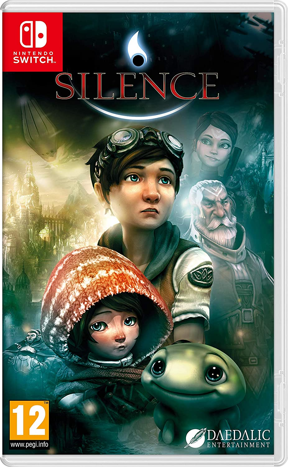 Silence Game Switch: Amazon.es: Videojuegos