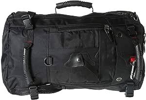Multifunctional 40L personality oxford backpack men waterproof travel Bag handbag OSM91 black