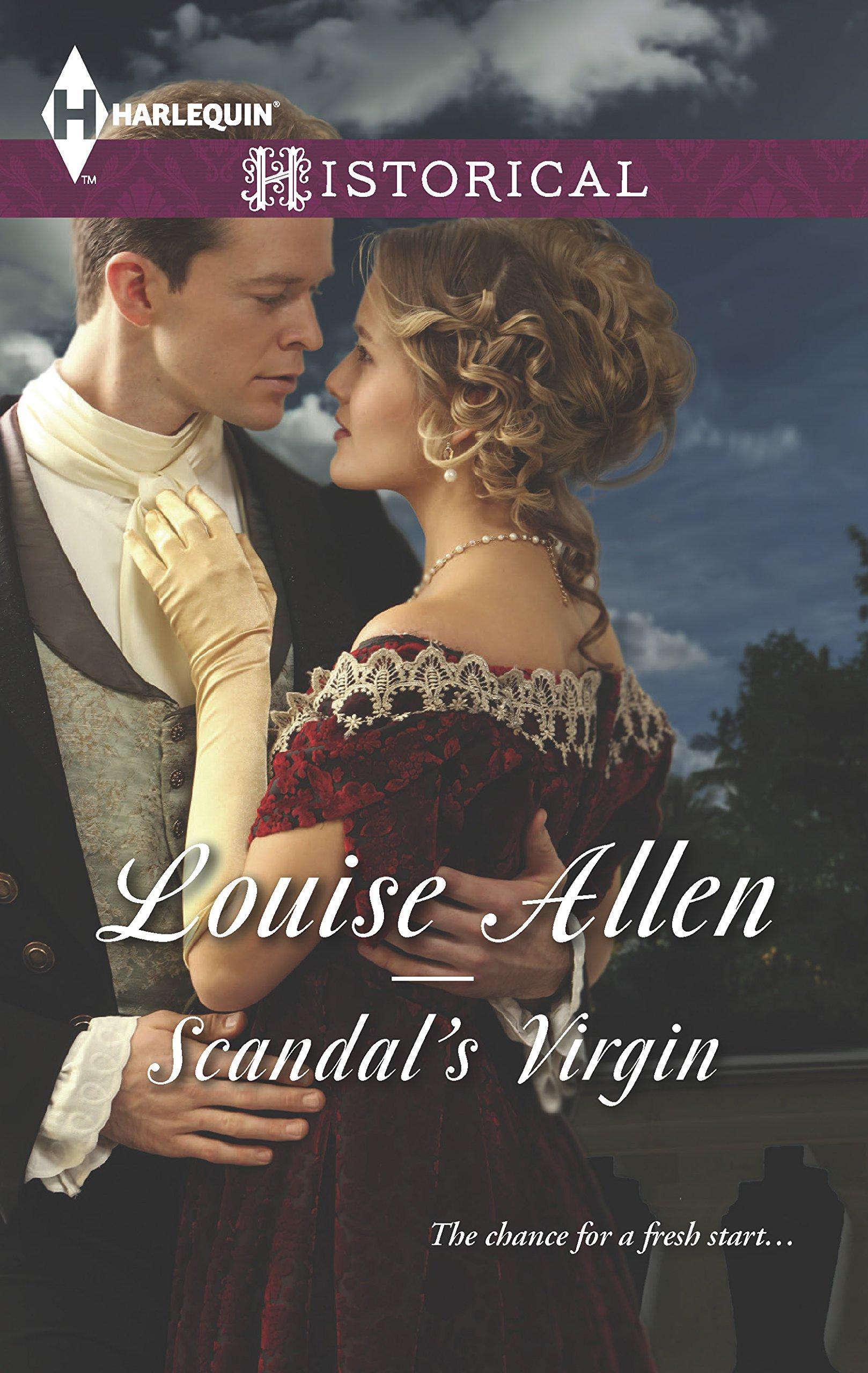 Read Online Scandal's Virgin (Harlequin Historical) PDF