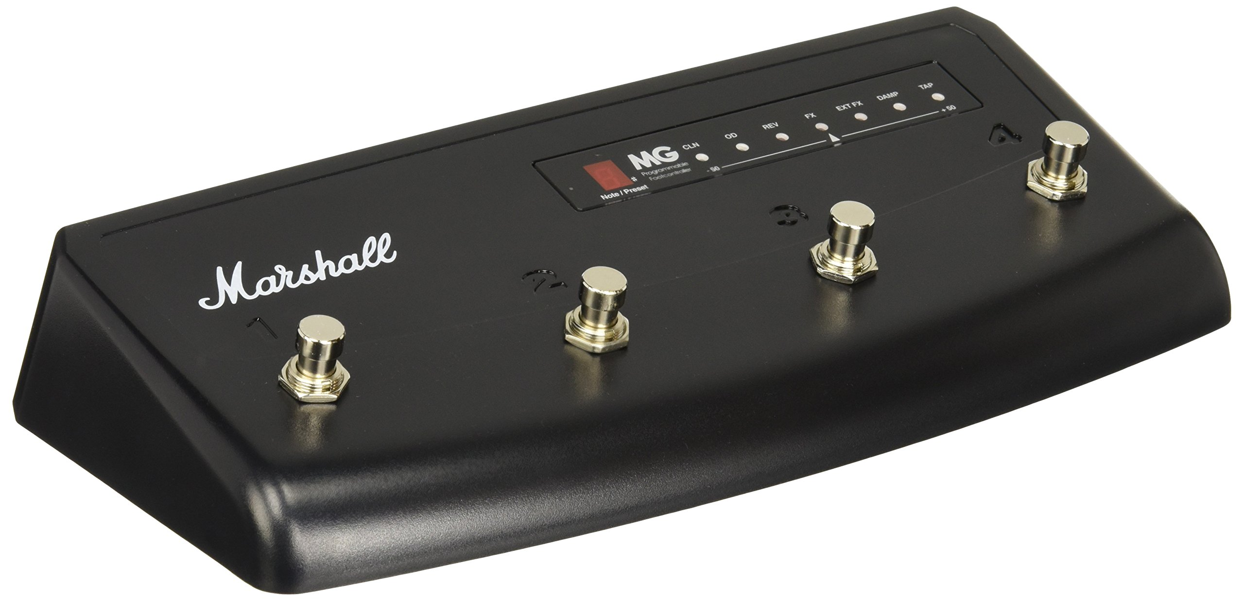Marshall PEDL-90008 MG15FX/MG30FX/MG50FX/MG101FX Footswitch by Marshall