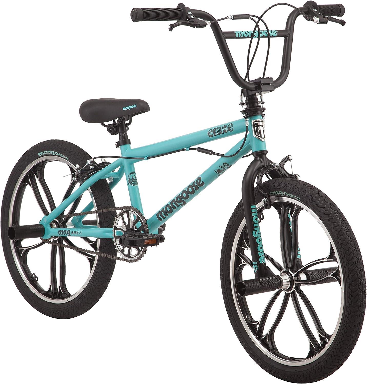 Mongoose 20インチクレイズガールズ フリースタイルバイク ミント