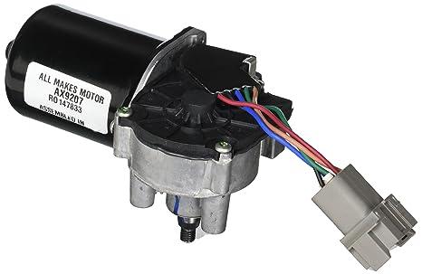 wexco ax9207 Motor para limpiaparabrisas: Amazon.es: Coche y moto