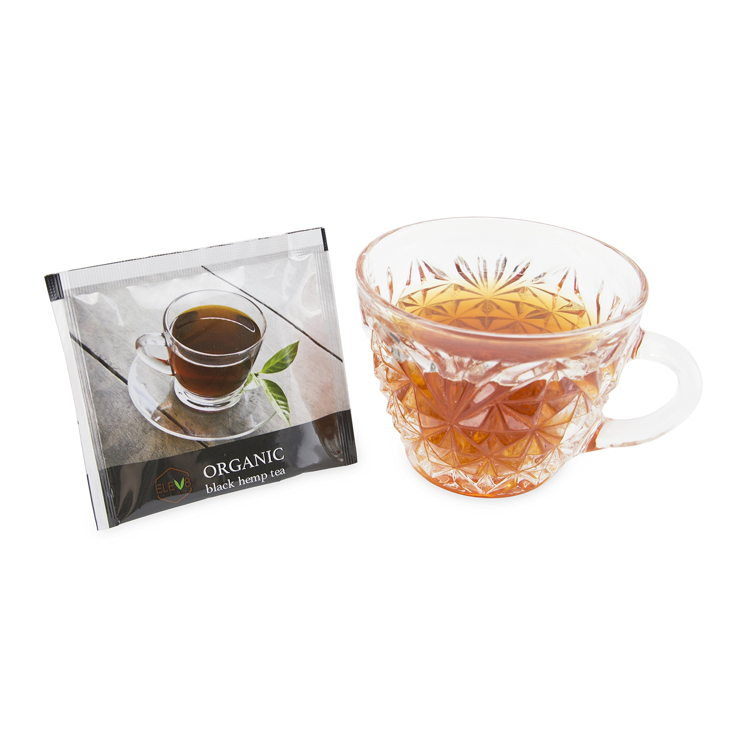 Elev8 Hemp Tea