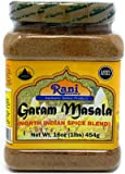 Rani Garam Masala Indian 11 Spice Blend 1lb (16oz) 454g ~ Salt Free | All Natural | Vegan | Gluten Friendly | NON-GMO…