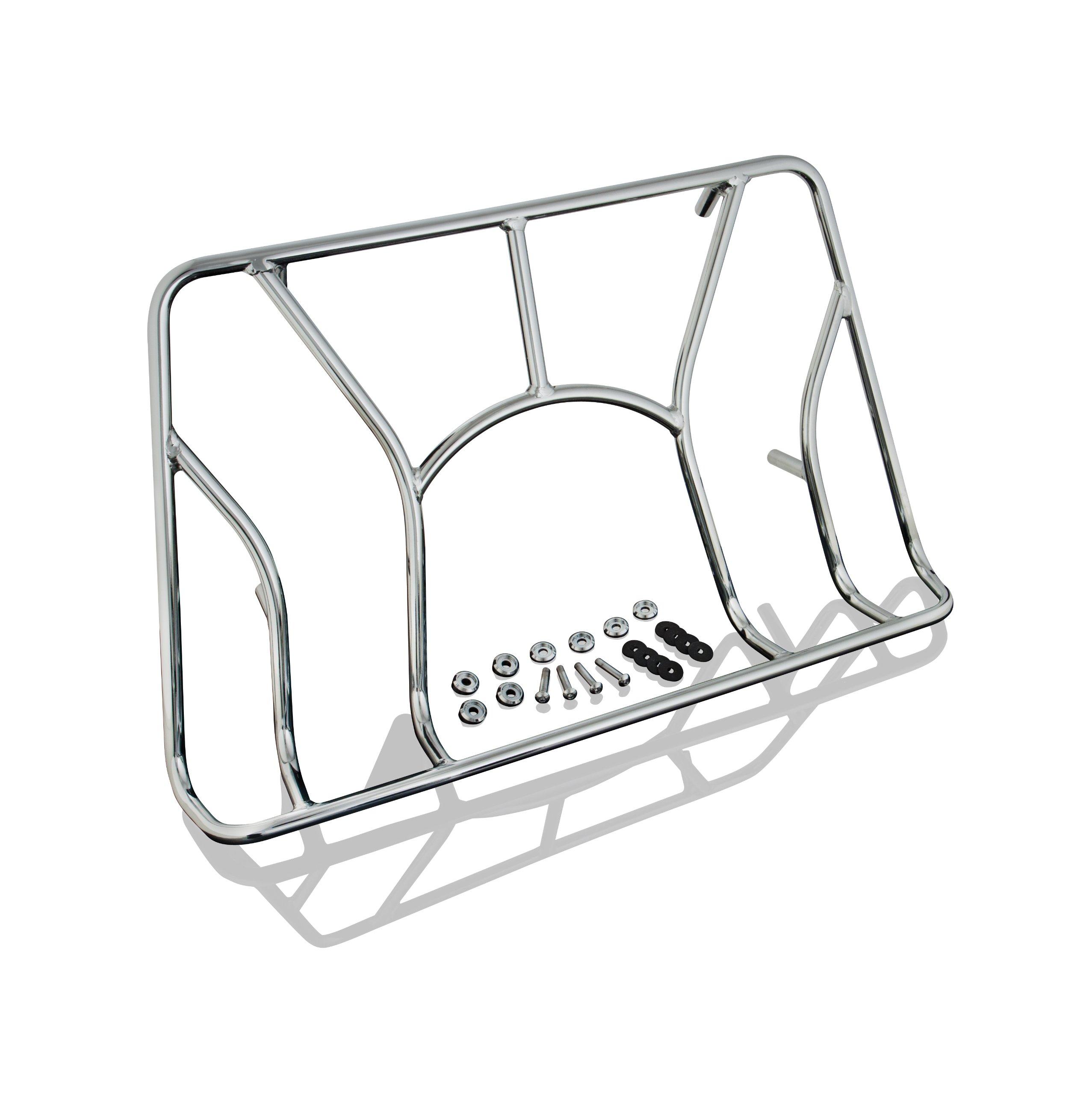 Show Chrome Accessories 41-155 Tour Trunk Rack